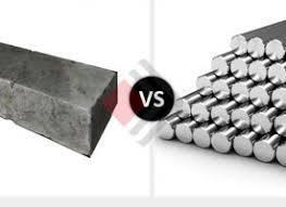 تحقیق آهن و چدن