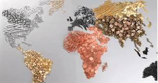 تحقیق بورس فلزات