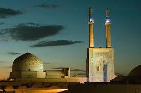 تحقیق بررسي تزئينات ونقوش مسجد جامع يزد