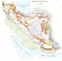 تحقیق جایگاه زمین شناسی