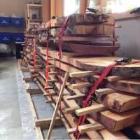 تحقیق روش های خشک کردن چوب