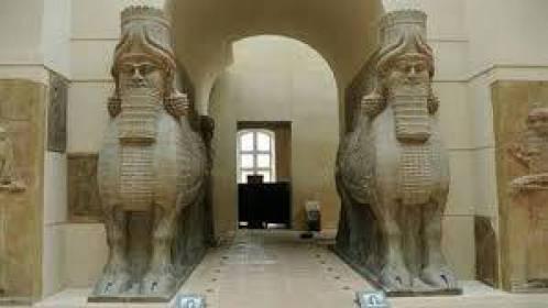 تحقیق سیری در آثار باستانی عراق
